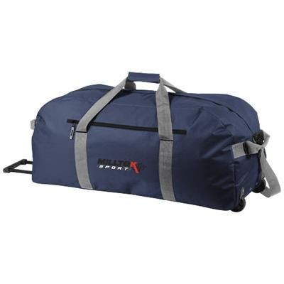 Picture of VANCOUVER TROLLEY TRAVEL BAG in Navy