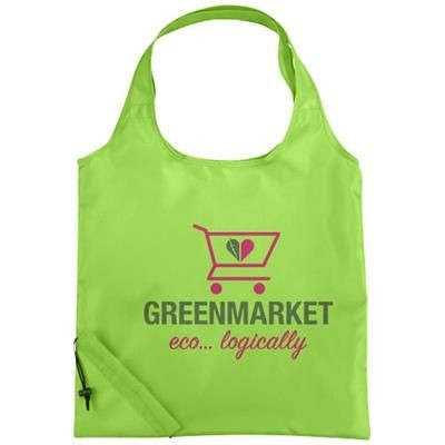 Picture of BUNGALOW FOLDING TOTE BAG in Lime