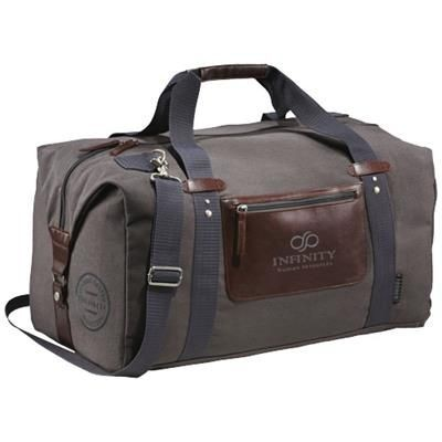 Picture of CLASSIC DUFFLE BAG in Grey