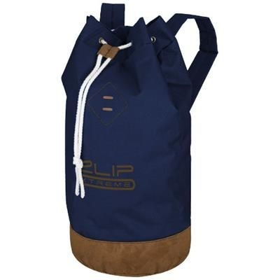 Picture of CHESTER SAILOR BACKPACK RUCKSACK in Navy