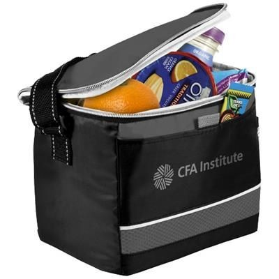 Picture of LEVY SPORTS COOL BAG in Black Solid-grey