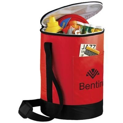 Picture of BUCCO BARREL COOL BAG in Red