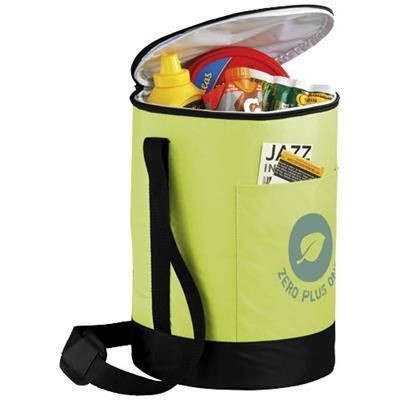 Picture of BUCCO BARREL COOL BAG in Lime