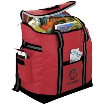 Picture of BEACH SIDE DELUXE EVENT COOLER in Red