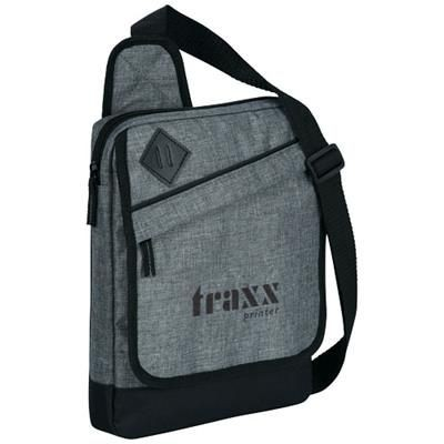 Picture of GRAPHITE GREY TABLET BAG in Heather Grey