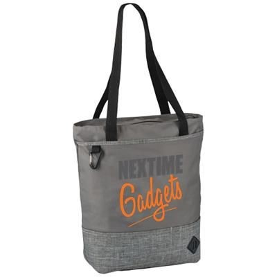 Picture of HAYDEN BUSINESS TOTE BAG in Grey