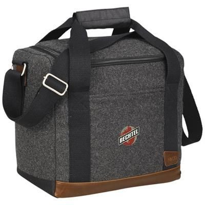 Picture of CAMPSTER 12-BOTTLE COOL BAG in Heather Charcoal