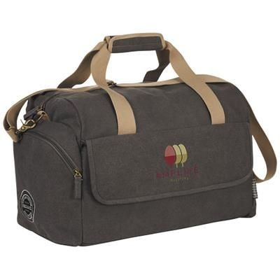 Picture of VENTURE DUFFLE BAG in Heather Charcoal