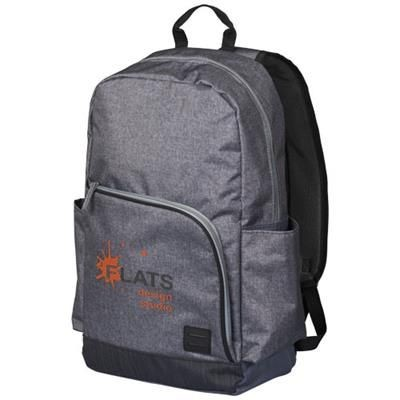 Picture of GRAYSON 15 LAPTOP BACKPACK RUCKSACK in Grey