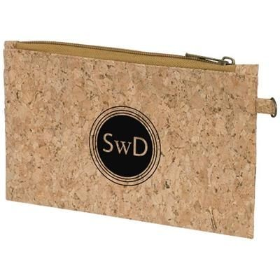 Picture of NAPA CORK TRAVEL POUCH in Natural