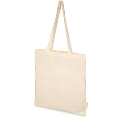 Picture of GOTS ORISSA COTTON TOTE BAG in Natural