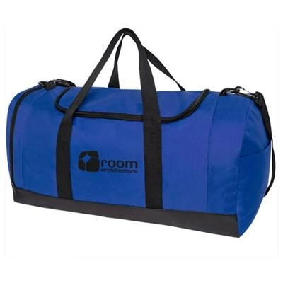 Picture of STEPS DUFFLE BAG in Royal Blue