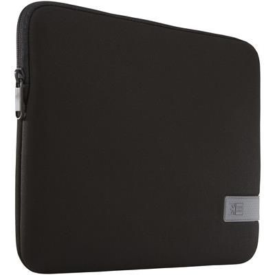 Picture of CASE LOGIC REFLECT 13 INCH LAPTOP SLEEVE in Solid Black