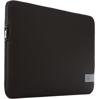 Picture of CASE LOGIC REFLECT 14 INCH LAPTOP SLEEVE in Solid Black