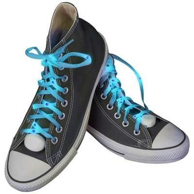Picture of LIGHTSUP LED Shoelaces in Light Blue
