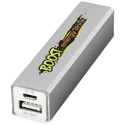 Picture of VOLT 2200 MAH POWER BANK in Silver