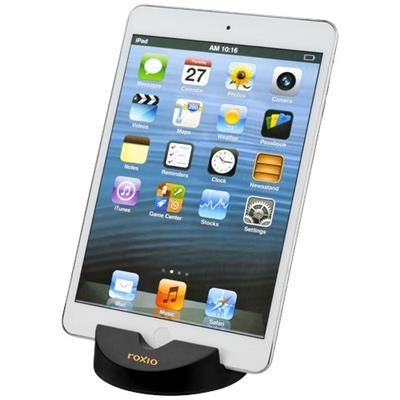 Picture of ORSO SMARTPHONE AND TABLET STAND in Black Solid-white Solid