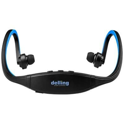 Picture of SPORTS CORDLESS EARBUDS in Black Solid