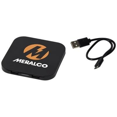 Picture of CORDLESS CHARGER PAD in Black
