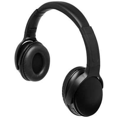 Picture of BLAZE LIGHT-UP LOGO HEADPHONES in Black Solid