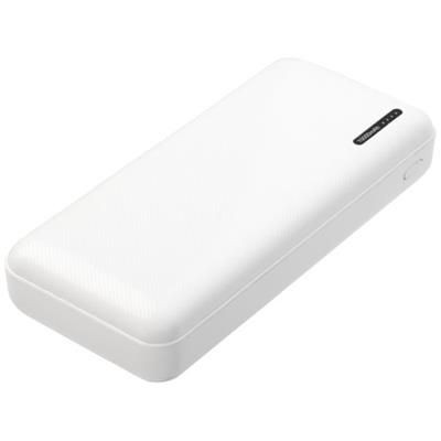 Picture of COMPRESS 10 000 Mah High Density Power Bank in White Solid