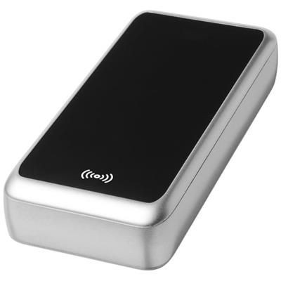 Picture of CURRENT 20 000 Mah Cordless Power Bank with Pd in Black Solid