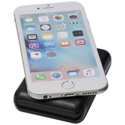 Picture of DENSE 5000 MAH CORDLESS POWER BANK in Black Solid