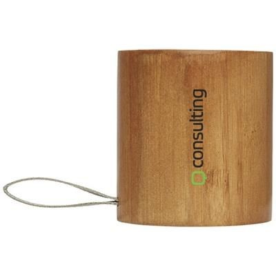 Picture of LAKO BAMBOO BLUETOOTH® SPEAKER in Wood