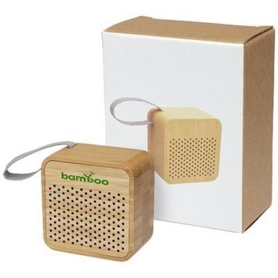 Picture of ARCANA BAMBOO BLUETOOTH® SPEAKER in Wood