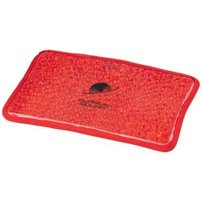 Picture of JIGGS GEL HOT-COLD PACK in Red