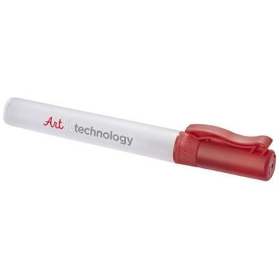Picture of SPRITZ 10ML HAND CLEANSER SPRAY PEN in Red