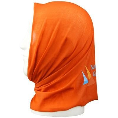 Picture of LUNGE HEAD BAND BANDANA in Orange