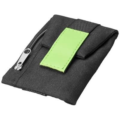 Picture of KEEPER SHOE WALLET in Lime