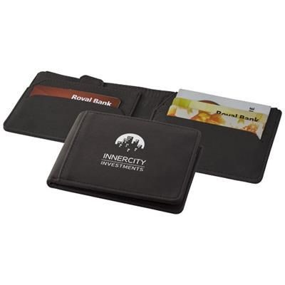 Picture of ADVENTURER RFID SECURE WALLET in Black Solid