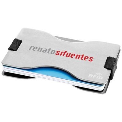 Picture of ADVENTURER RFID 12-CARD PROTECTIVE HOLDER in Grey