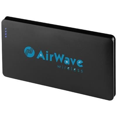 Picture of AUSTIN 4000 MAH POWER BANK in Black Solid