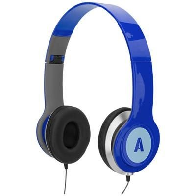 Picture of CHEAZ FOLDING HEADPHONES in Blue