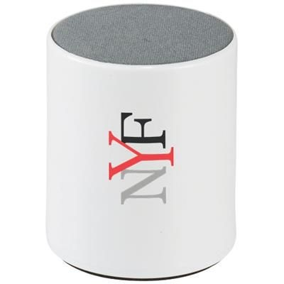 Picture of DITTY BLUETOOTH® SPEAKER in White Solid