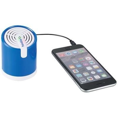 Picture of LOONEY LIGHT UP SPEAKER in Royal Blue