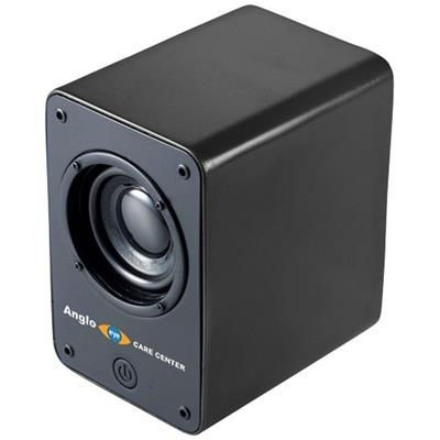 Picture of CLASSIC BLUETOOTH® SPEAKER in Black Solid