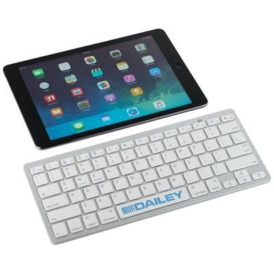 Picture of TRAVELLER BLUETOOTH® KEYBOARD in White Solid