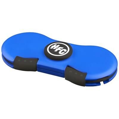 Picture of SPIN-IT WIDGET with Charger Cable in Royal Blue
