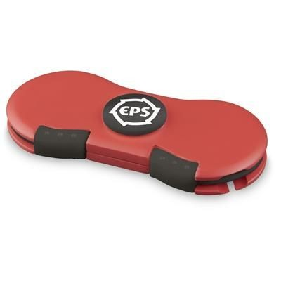 Picture of SPIN-IT WIDGET with Charger Cable in Red