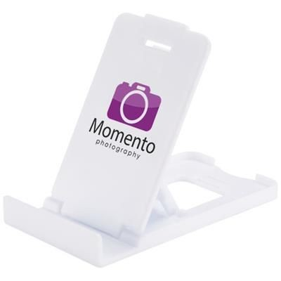 Picture of TRIM MEDIA HOLDER-WH in White Solid