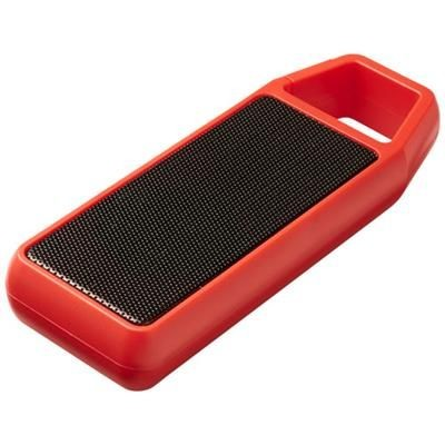 Picture of CLIP-CLAP BLUETOOTH® SPEAKER in Red