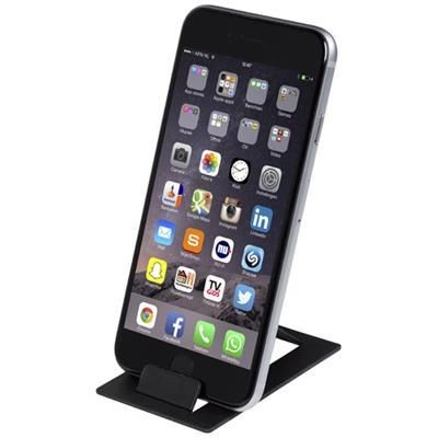 Picture of HOLD FOLDING PHONE STAND in Black Solid