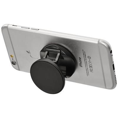 Picture of BRACE PHONE STAND with Grip in Black Solid