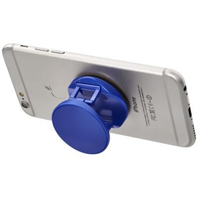 Picture of BRACE PHONE STAND with Grip in Royal Blue