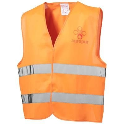 Picture of SEE-ME XL SAFETY VEST FOR PROFESSIONAL USE in Orange