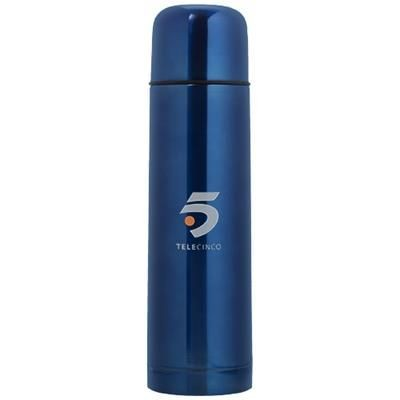 Picture of GALLUP 500 ML VACUUM THERMAL INSULATED FLASK in Navy